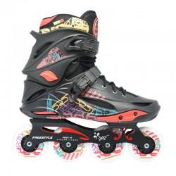 Fr33style Lost Skates Black