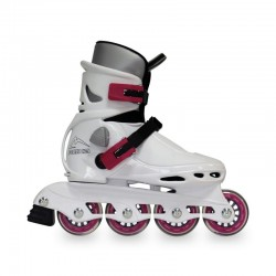 Roxa Beetle Inline Skate Junior White