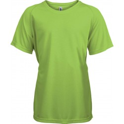 KIDS' SHORT SLEEVE SPORTS T-SHIRT