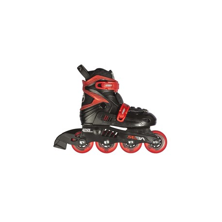 SEBA JUNIOR BLACK RED