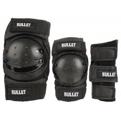 Προστατευτικά Bullet Παιδικά Μαύρο