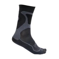 FR - Αθλητικές κάλτσες Nano - Μαύρο