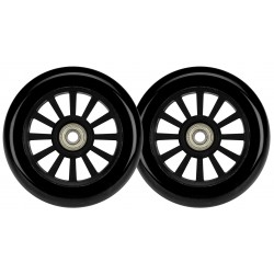 SPOKED WHEELS FOR INLINE SKATES 70mm pack 4