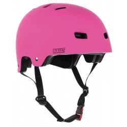 Bullet Deluxe Κράνος Παιδικό ροζ ματ XS T35 Grom