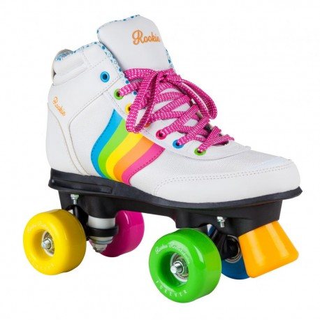 Rookie quad skates Forever Rainbow V2