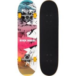 Black Dragon Skateboard Street Natives