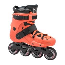 FR skates FRX 80 πορτοκαλί