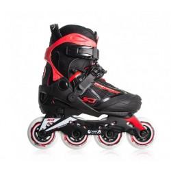 Seba Skate Junior SJ 2019 Inline μαύρο/κόκκινο
