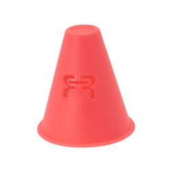 FR slalom cones light coral pack 20