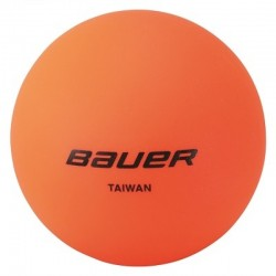 Bauer Warm Street Hockey Ball πορτοκαλί