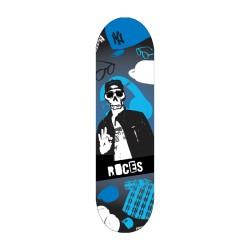 Roces mini skateboard SKULL BOY
