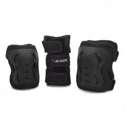 QU GEAR Pack 3 Protections SPK311 Black
