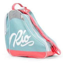 Rio Roller Script τσάντα πατινιών Teal/Coral