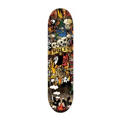 Skateboard Indian Roces