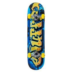 Enuff Graffiti II Complete Skateboard yellow