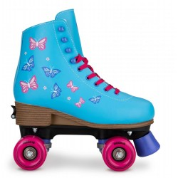 Rookie quad Adjustable Skate Blossom
