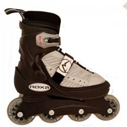 Roxa Fire Skate 80mm Μαύρα