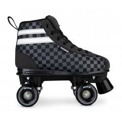 Rookie quad skates Forever Rainbow black