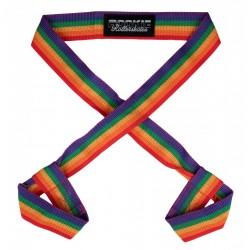 Rookie Skate Holder Carry strap Rainbow 140Cm