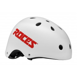 Roces AGGRESSIVE (CE) MAT Skate Helmet Κράνος Ενηλίκων άσπρο