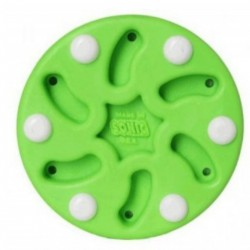 SONIC INLINE Street hockey Puck πράσινο
