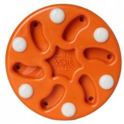 SONIC INLINE Street hockey Puck πορτοκαλί