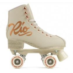 RIO Roller quad skates ROSE CREAM