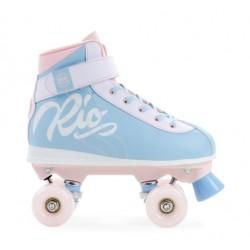 RIO Roller quad skates MILKSHAKE COTTON CANDY