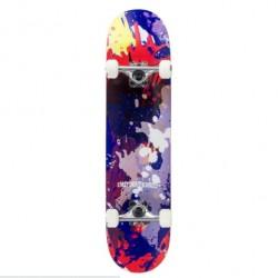 Enuff SPLAT Skateboard Red/Blu