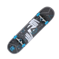 KRYPTONICS Skateboard - Hands
