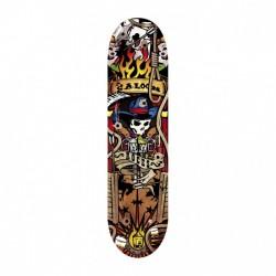 Skateboard Roces Cowboy
