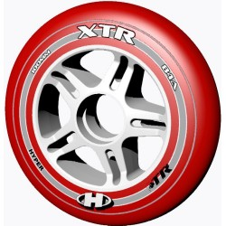 Hyper Wheel XTR 100mm 84A pack 8