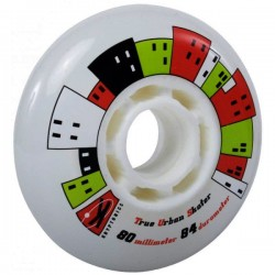 Kryptonics Wheel TUS 80mm 84A pack 4