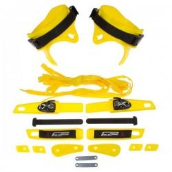 Seba custom kit yellow