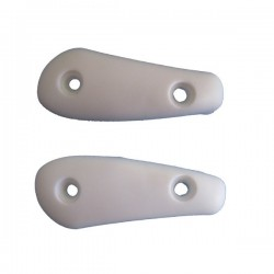 SEBA ABRASIVE PAD SLIDER - FR X2 white