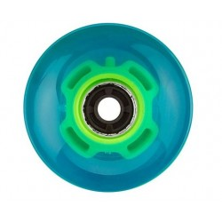 Nijdam LED WHEELS FOR SKATEBOARD • 60 X 45 MM