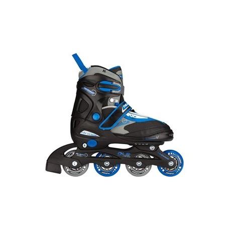 59cc5aab360 Nijdam Inline Skates Junior Semisoft Boot for Girls
