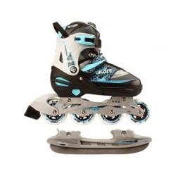 Nijdam Inline/Ice Skates for Κids